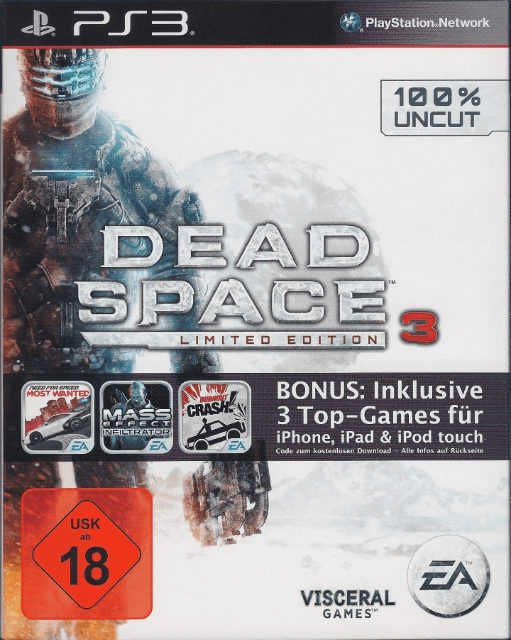 Dead Space 3 Sony Playstation 3