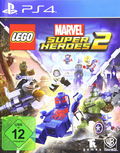 Lego Marvel Super Heroes 2 | Sony PlayStation 4