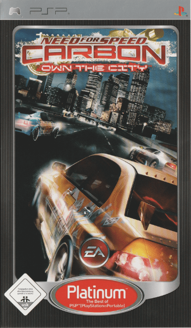 Buy Need For Speed Carbon Own The City For Sony Playstation