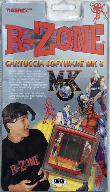 Mortal Kombat 3   Tiger R-Zone