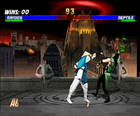 Mortal Kombat Trilogy | Sega Saturn