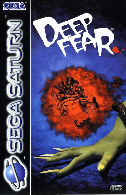 Deep Fear Sega Saturno-cover game