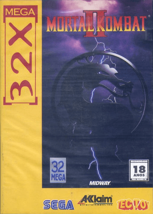 mortal kombat 32x