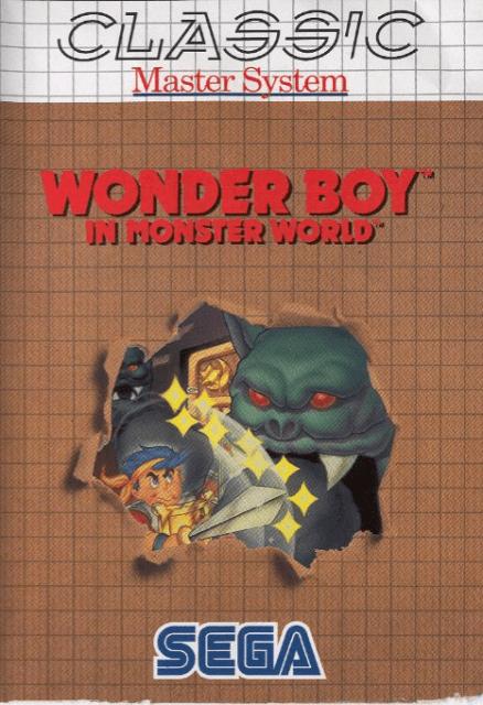 Wonder Boy in Monster World | Sega Master System/Mark III