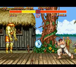 Super Street Fighter II SNES