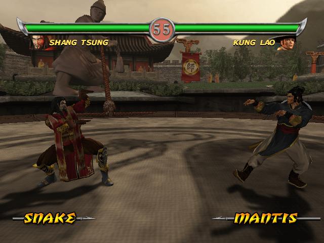 Mortal Kombat: Deadly Alliance | Microsoft Xbox