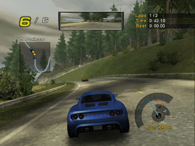 Need For Speed Hot Pursuit 2 Microsoft Xbox