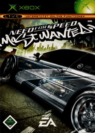 Need For Speed Most Wanted Microsoft Xbox