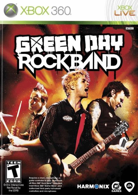 Green Day: Rock Band | Microsoft Xbox 360