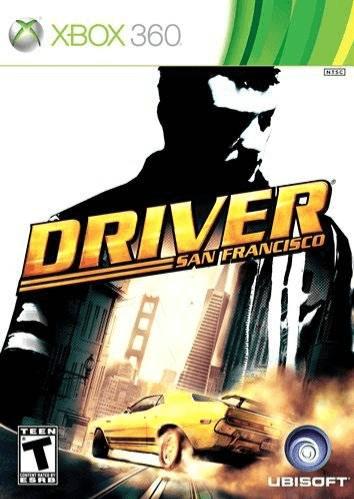 Driver San Francisco Xbox360-cover game