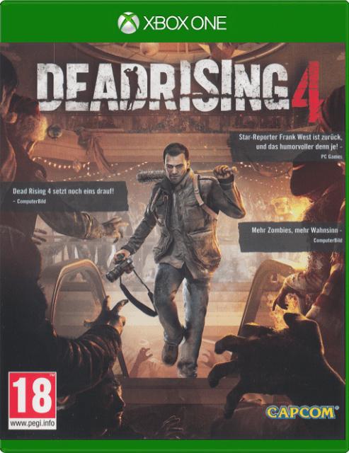 Dead Rising 4 | Microsoft Xbox One
