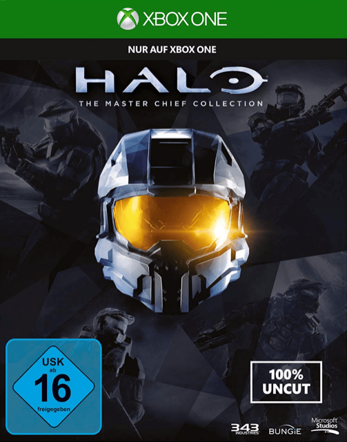 Halo: The Master Chief Collection | Microsoft Xbox One